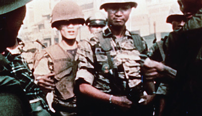 Szenenphoto: Ein Vietnamflüchtling, Deutsche Demokratische Republik (DDR) 1979. Ein Vietnamflüchtling © DEFA-Stiftung
