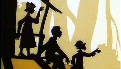 Szenenphoto: Die Söhne des Holzfällers, Deutsche Demokratische Republik (DDR) 1980. Die Söhne des Holzfällers © DEFA-Stiftung, Hans Schöne