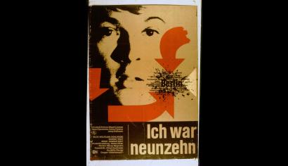 Szenenphoto: Ich war neunzehn, Deutsche Demokratische Republik (DDR) 1967. ICH WAR NEUNZEHN Plakat © DEFA-Stiftung, Werner Gottsmann