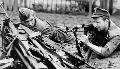 Szenenphoto: Ich war neunzehn, Deutsche Demokratische Republik (DDR) 1967. ICH WAR NEUNZEHN Gregor © DEFA-Stiftung, Werner Bergmann