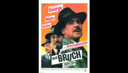 Szenenphoto: Der Bruch, Deutsche Demokratische Republik (DDR) 1988. DER BRUCH Plakat © DEFA-Stiftung, Wengler