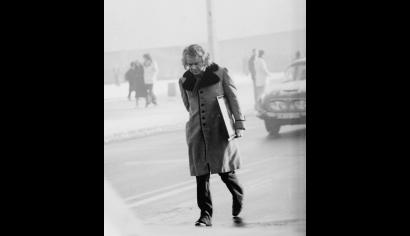 Szenenphoto: Beethoven - Tage aus einem Leben, Deutsche Demokratische Republik (DDR) 1976. BEETHOVEN - TAGE AUS EINEM LEBEN © DEFA-Stiftung, Waltraut Pathenheimer