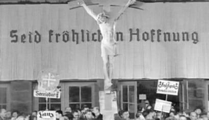Szenenphoto: Brüder unter dem Kreuz, Deutschland (BRD), Deutsche Demokratische Republik (DDR) 1954. Brüder unter dem Kreuz © DEFA-Stiftung, Helmut Gerstmann