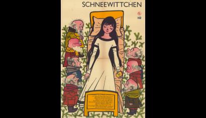 Szenenphoto: Schneewittchen, Deutsche Demokratische Republik (DDR) 1961, © DEFA-Stiftung, Werner Klemke