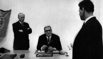 Szenenphoto: Der Frühling braucht Zeit, Deutsche Demokratische Republik (DDR) 1965. DER FRÜHLING BRAUCHT ZEIT © DEFA-Stiftung, Kurt Schütt