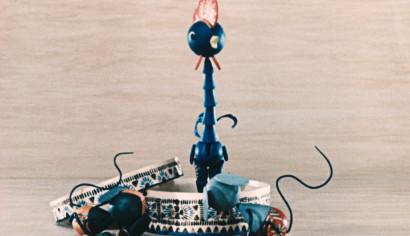 Szenenphoto: Hähnchen Gock und die schlauen Mäuse, Deutsche Demokratische Republik (DDR) 1964, © DEFA-Stiftung, Gerhard Hager