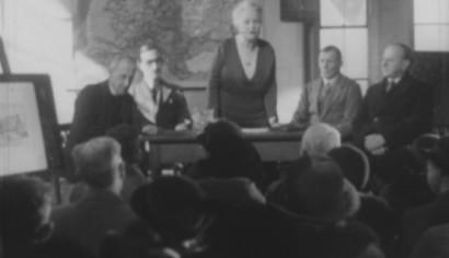 Szenenphoto: TO-DAY WE LIVE, Großbritannien 1937