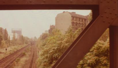 Szenenphoto: Im Traum hinzugefügt - Kafka in Berlin, Bundesrepublik Deutschland (BRD) 1975