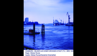 Szenenphoto: Hamburg Bilder aus einer großen Stadt, Bundesrepublik Deutschland (BRD) 1986