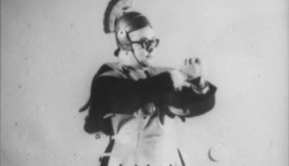 Szenenphoto: Feuerlöscher E. A. Winterstein, Bundesrepublik Deutschland (BRD) 1968.  Alle Rechte vorbehalten