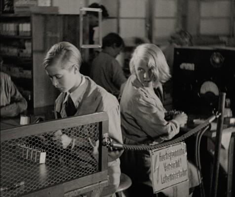 Szenenphoto: Kuhle Wampe oder Wem gehört die Welt?, Deutschland 1932.  Alle Rechte vorbehalten