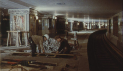 Szenenphoto: Im Herzen Berlins - Augenblicke am Potsdamer Platz, Deutschland 1993