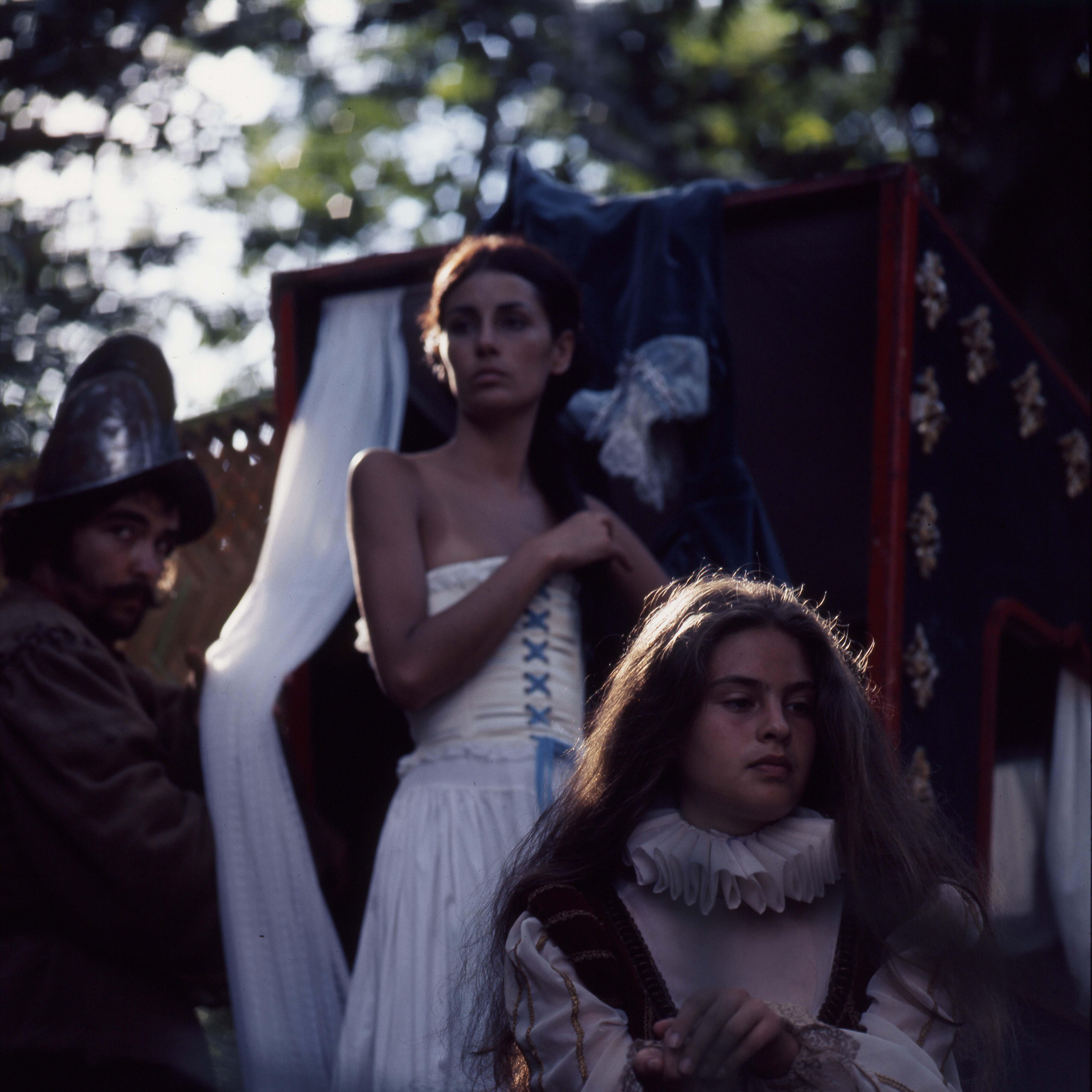Szenenfoto aus dem Film Aguirre, der Zorn Gottes