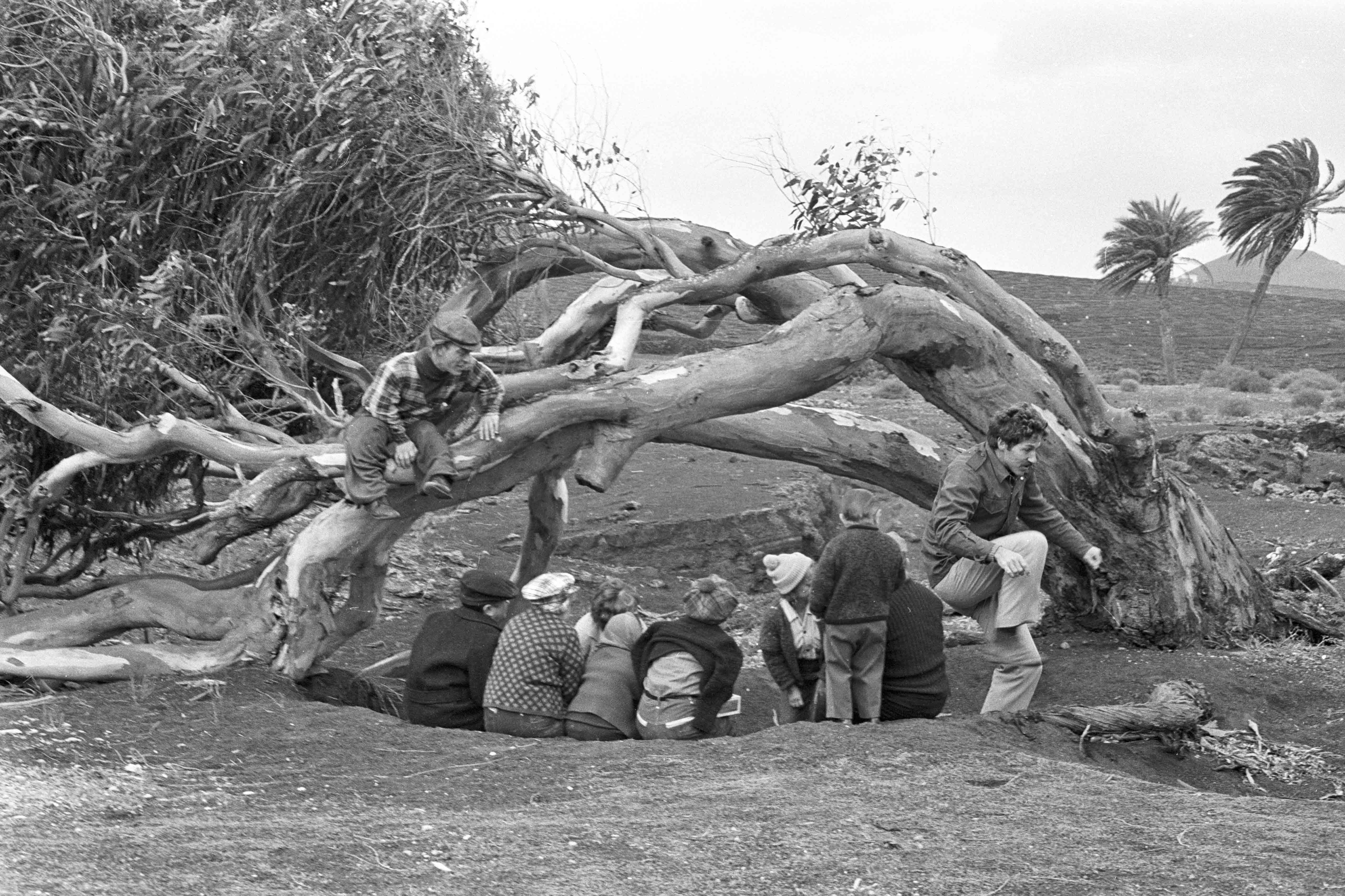 Werkfoto des Films Auch Zwerge haben klein angefangen