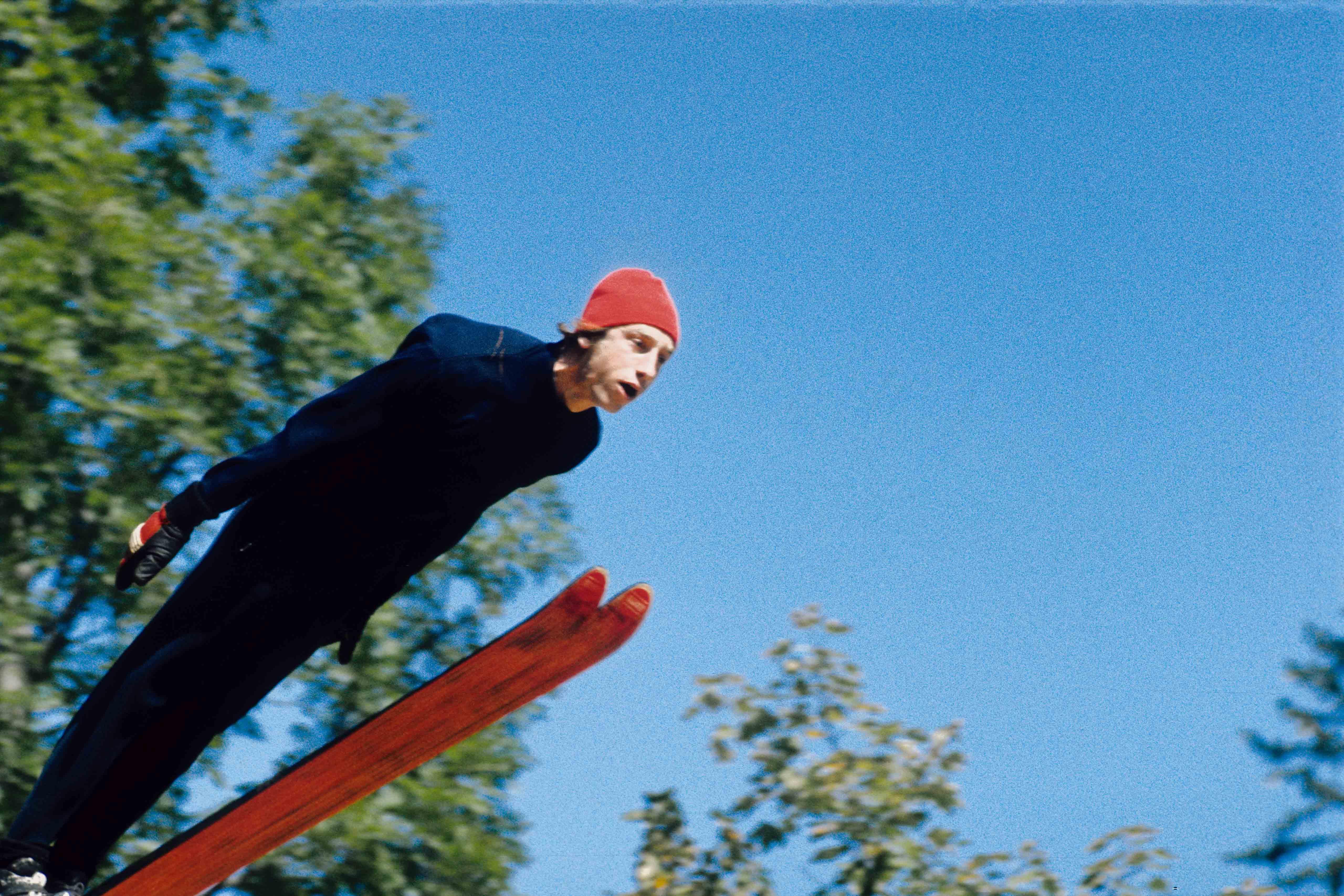 Szenenfoto aus dem Film Die große Ekstase des Bildschnitzers Steiner