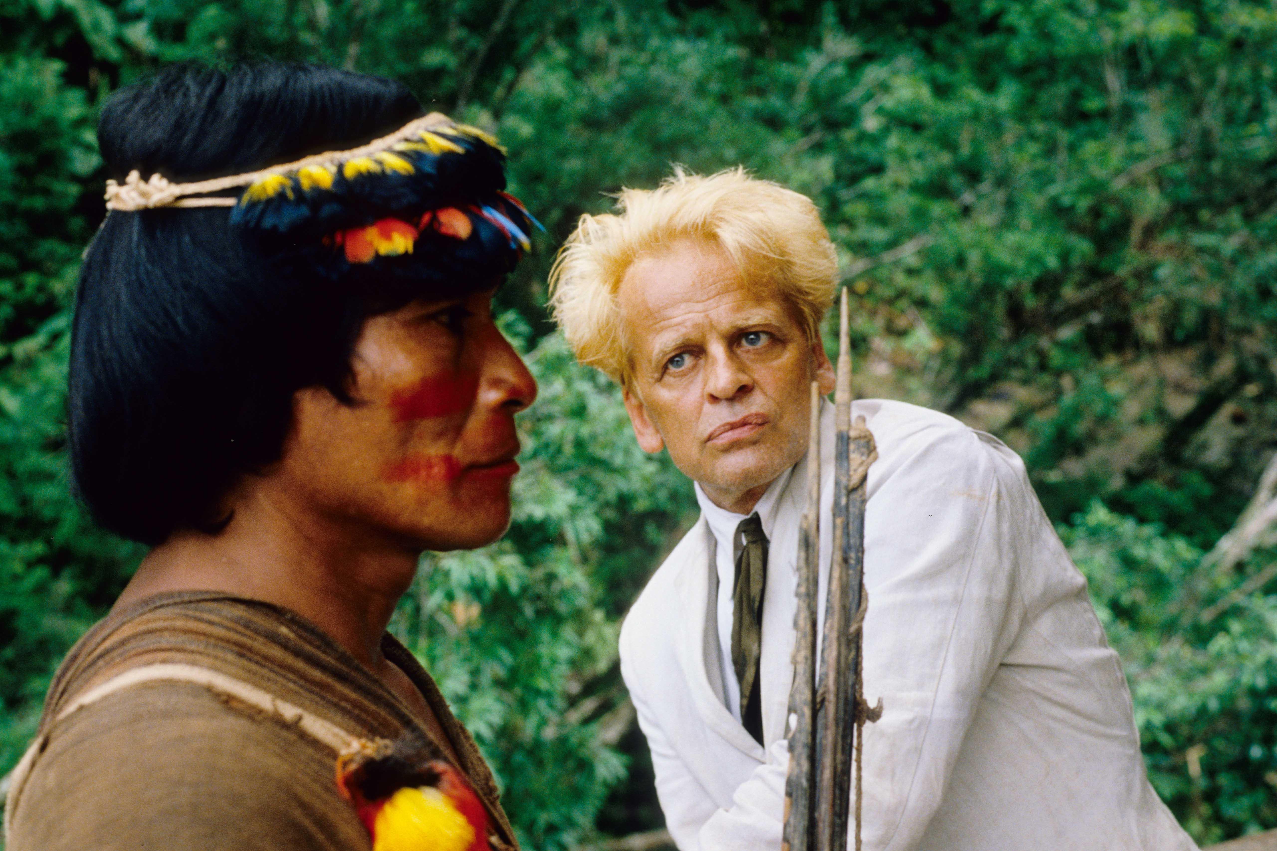 Still from the film Fitzcarraldo