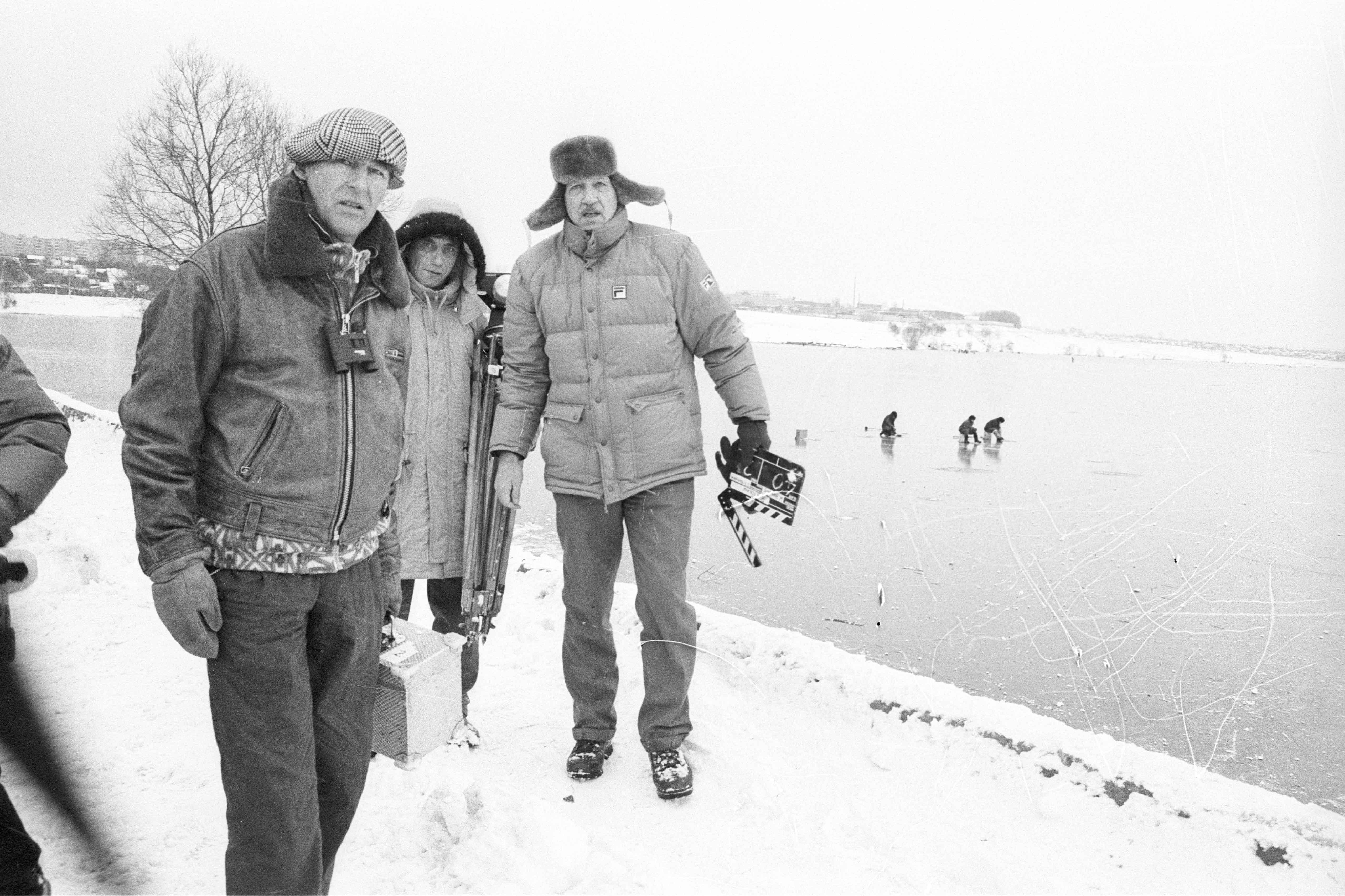 Werkfoto des Films Glocken aus der Tiefe – Glaube und Aberglaube in Rußland