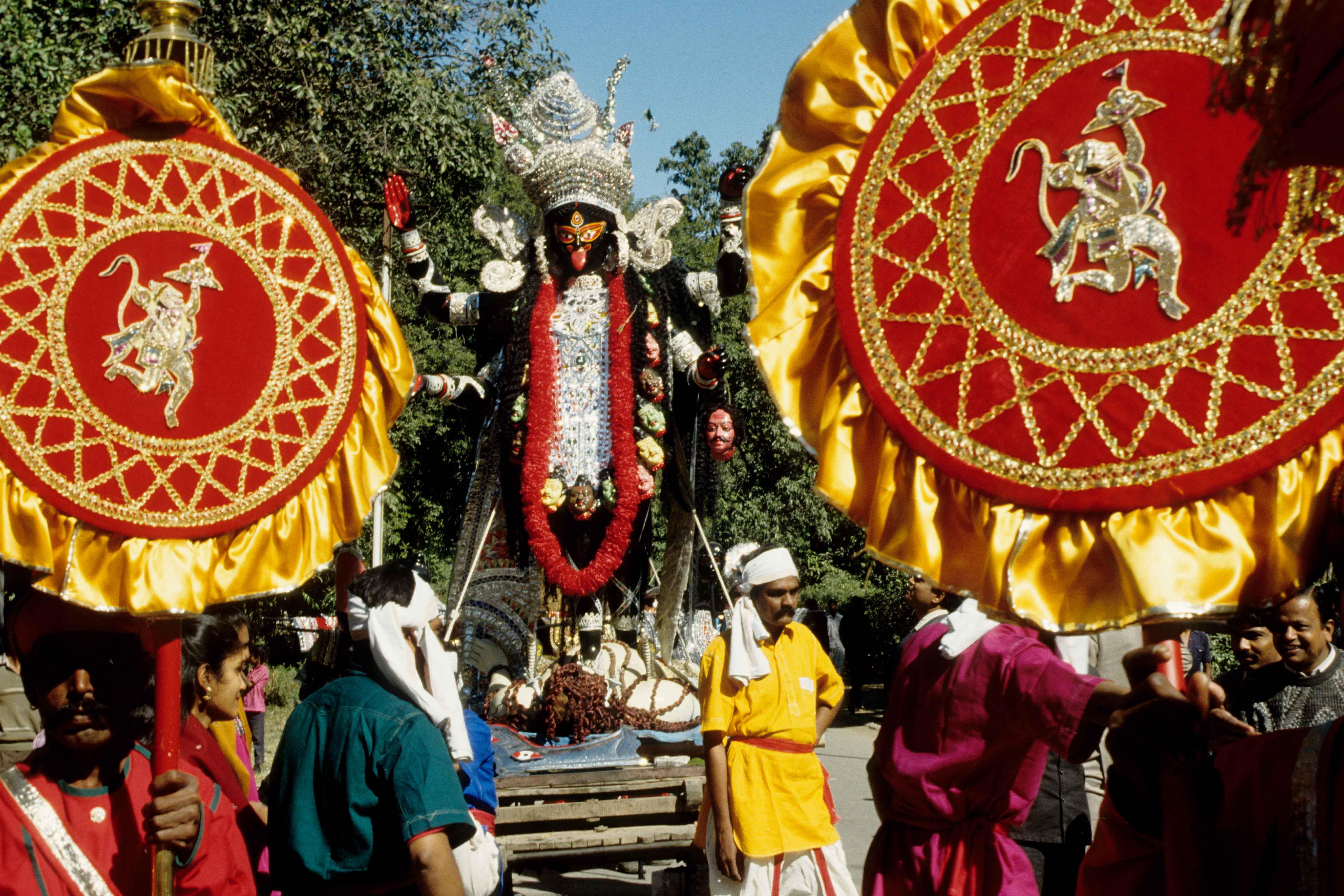 Still from the film Jag Mandir – Das exzentrische Privattheater des Maharadjah von Udaipur