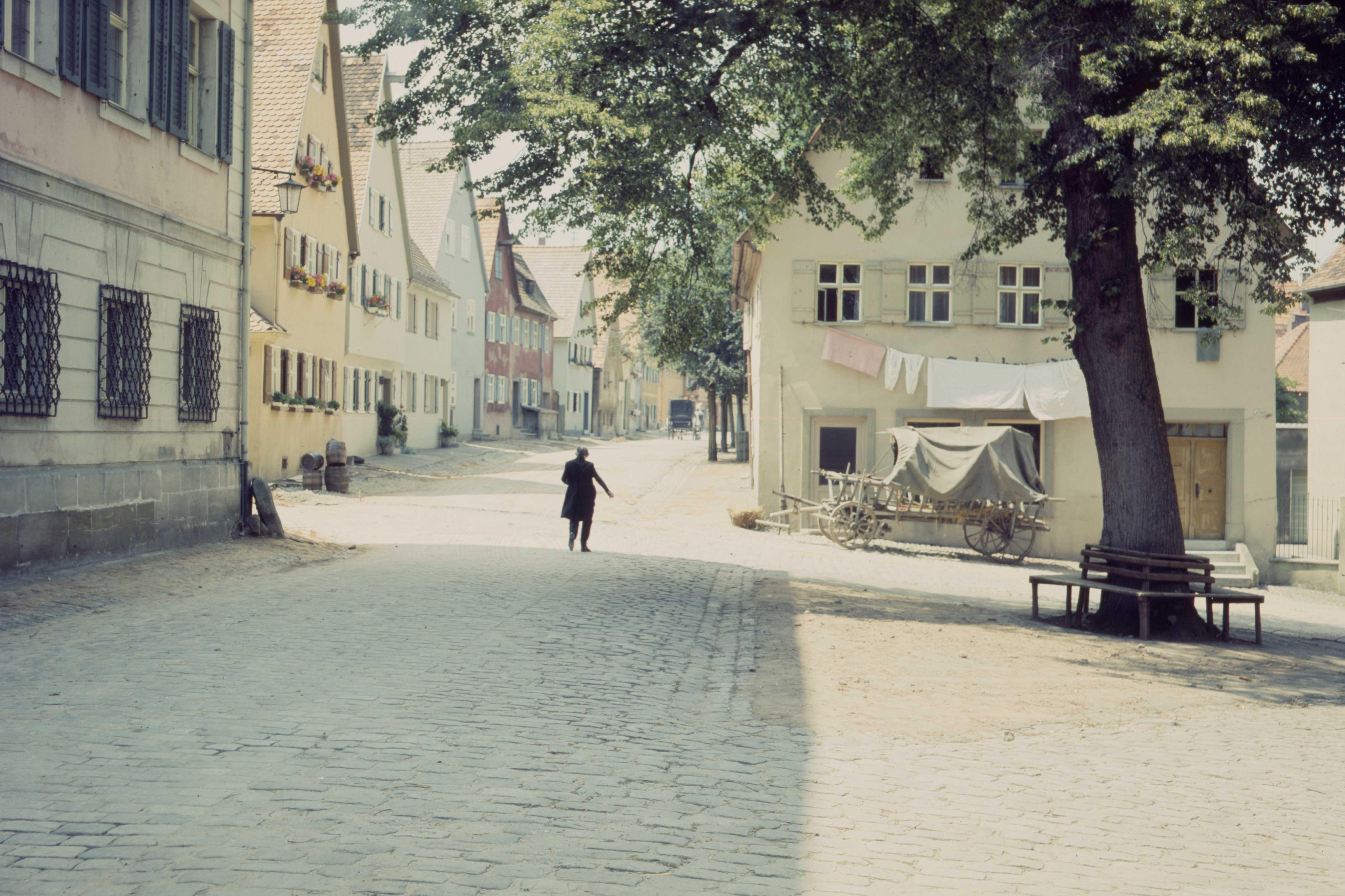 Still from the film Jeder für sich und Gott gegen alle