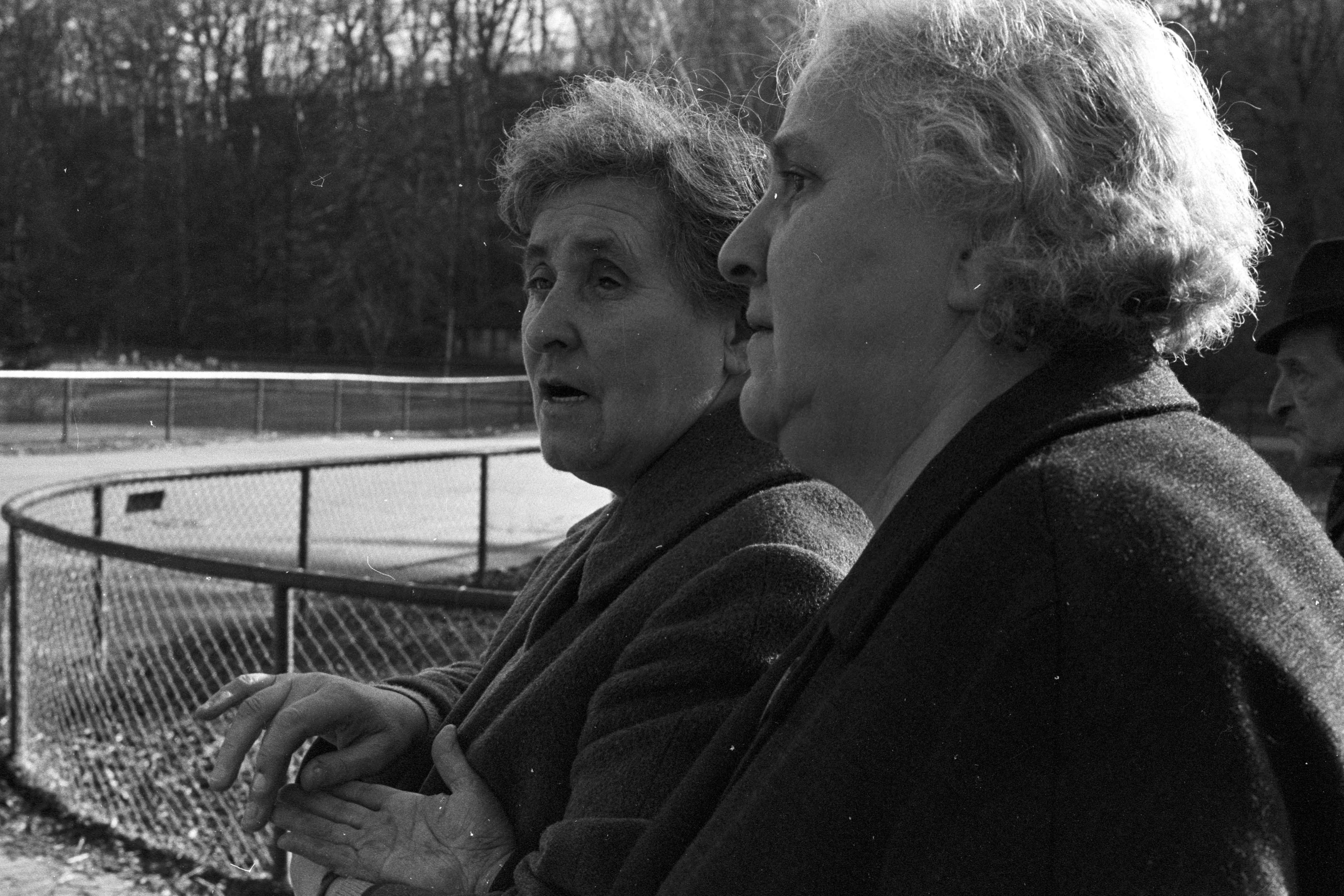 Still from the film Land des Schweigens und der Dunkelheit