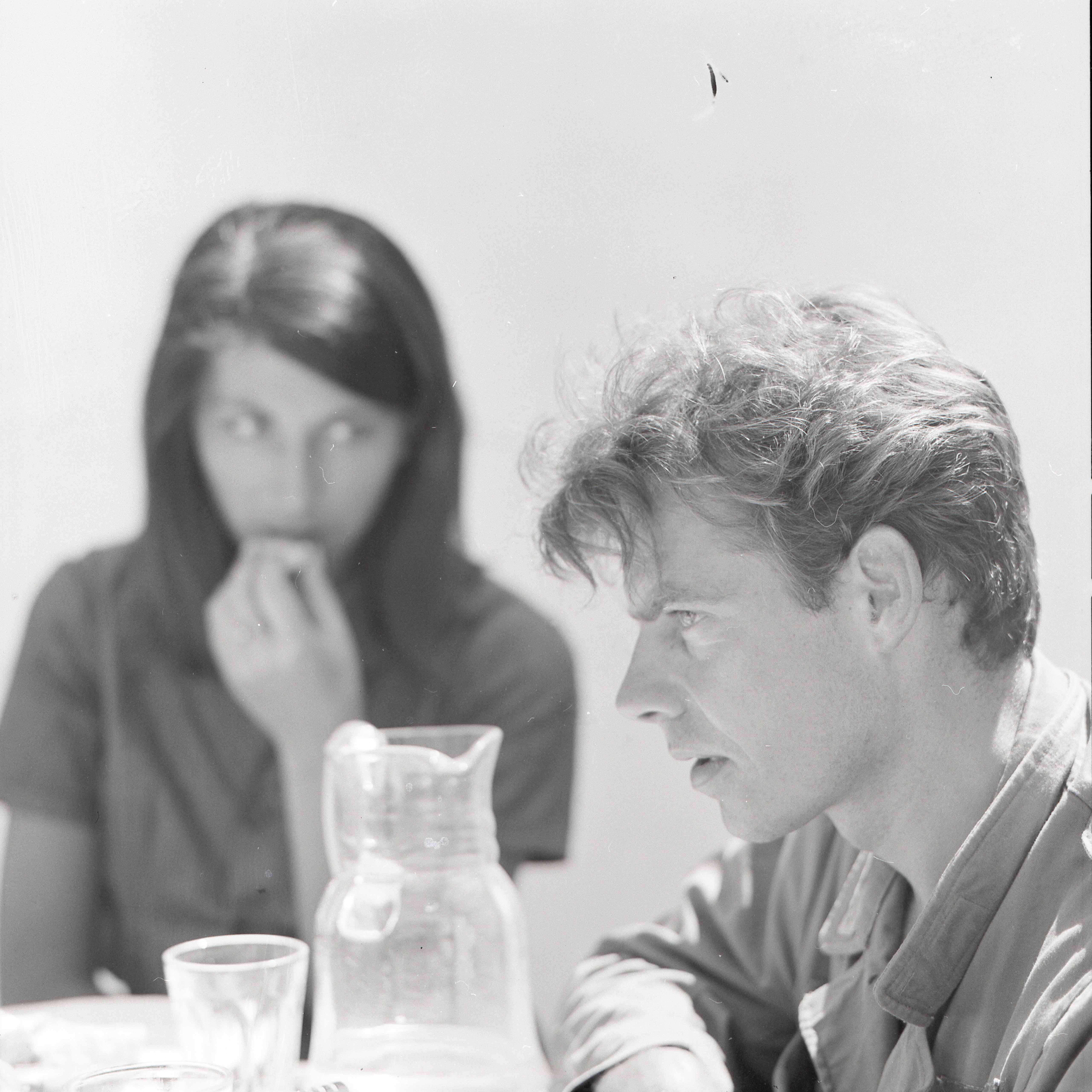 Still from the film Lebenszeichen