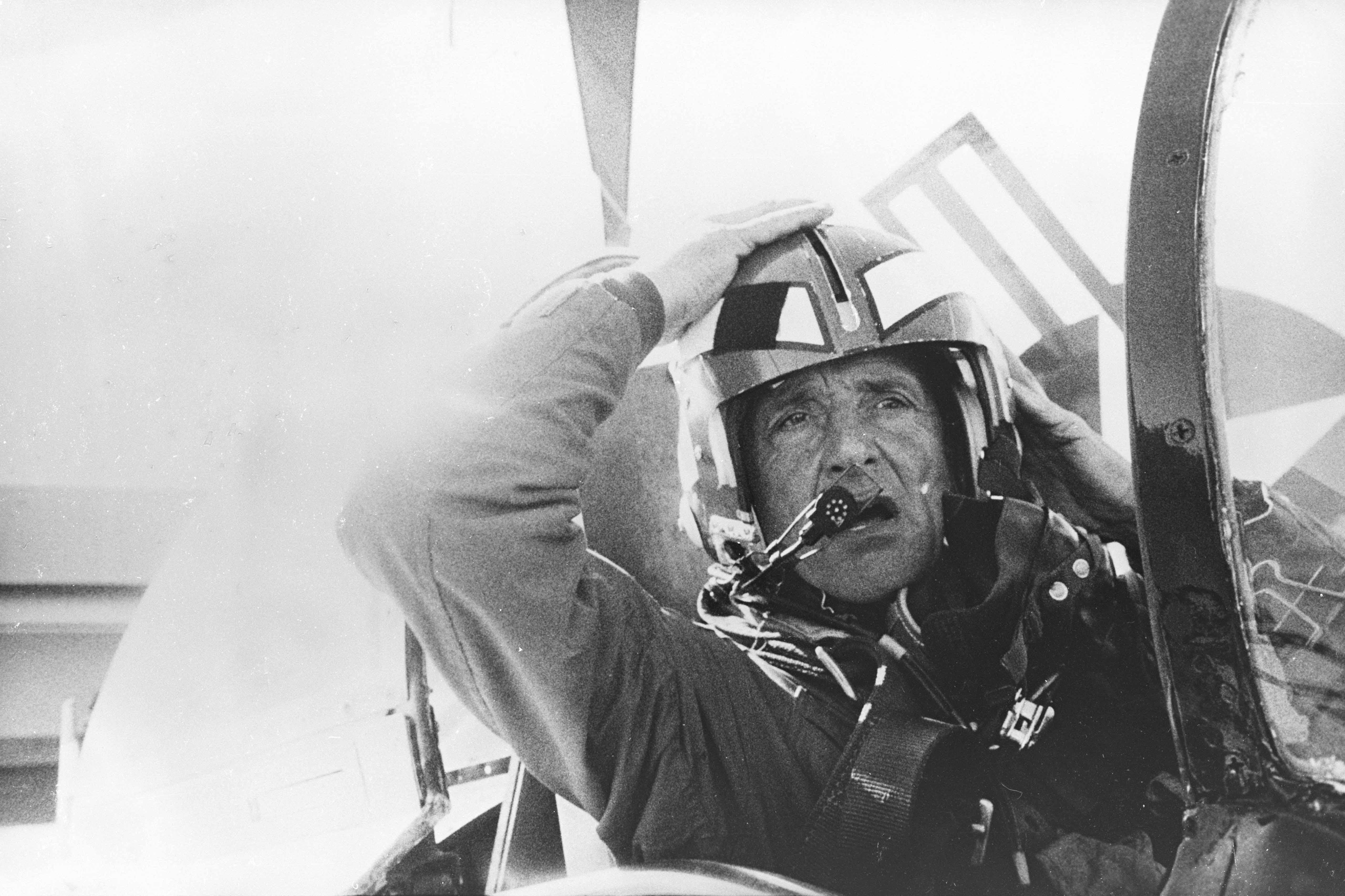 Szenenfoto aus dem Film Little Dieter Needs to Fly / Flucht aus Laos (Höllenfahrten, 1. Folge)
