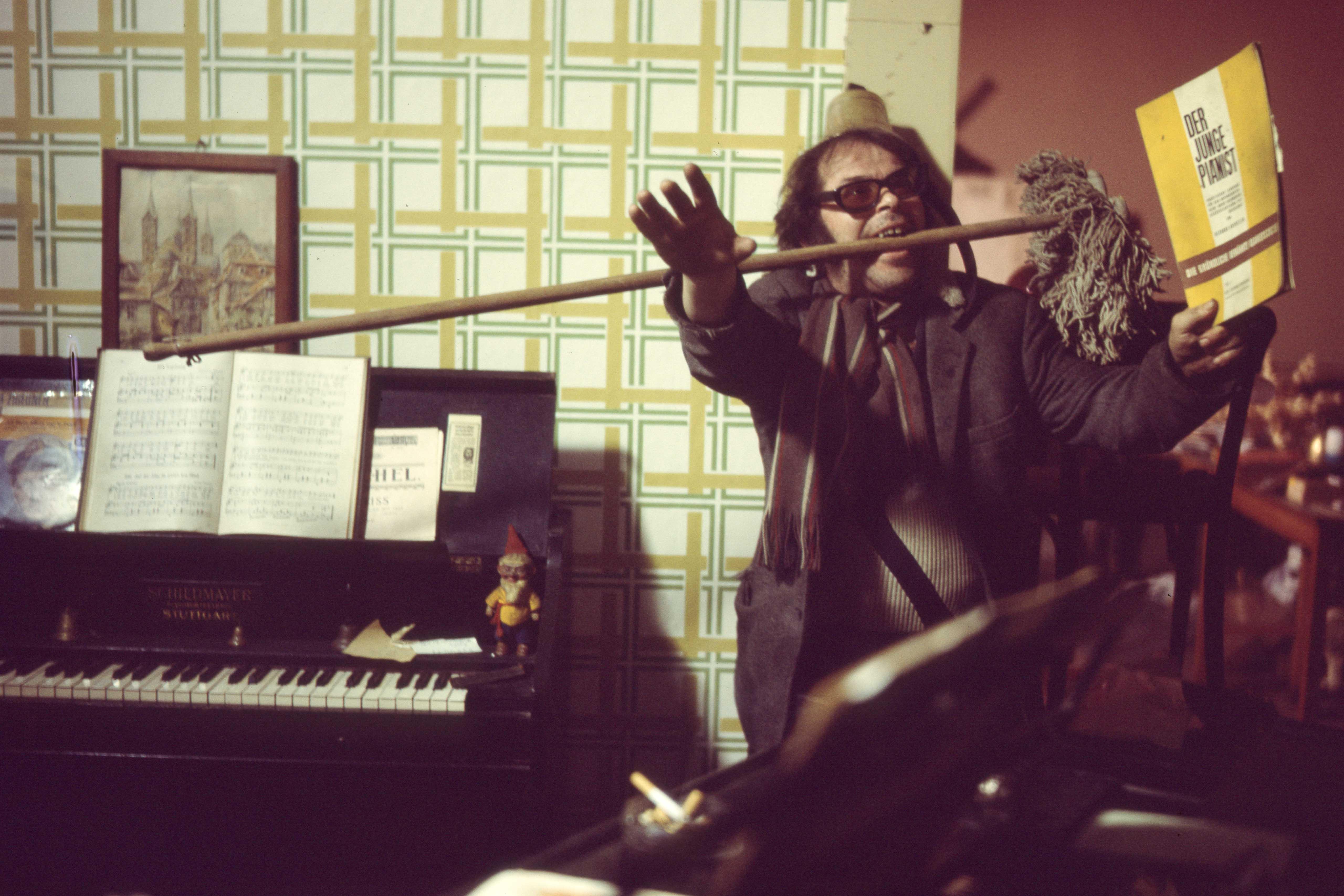 Werkfoto des Films Stroszek