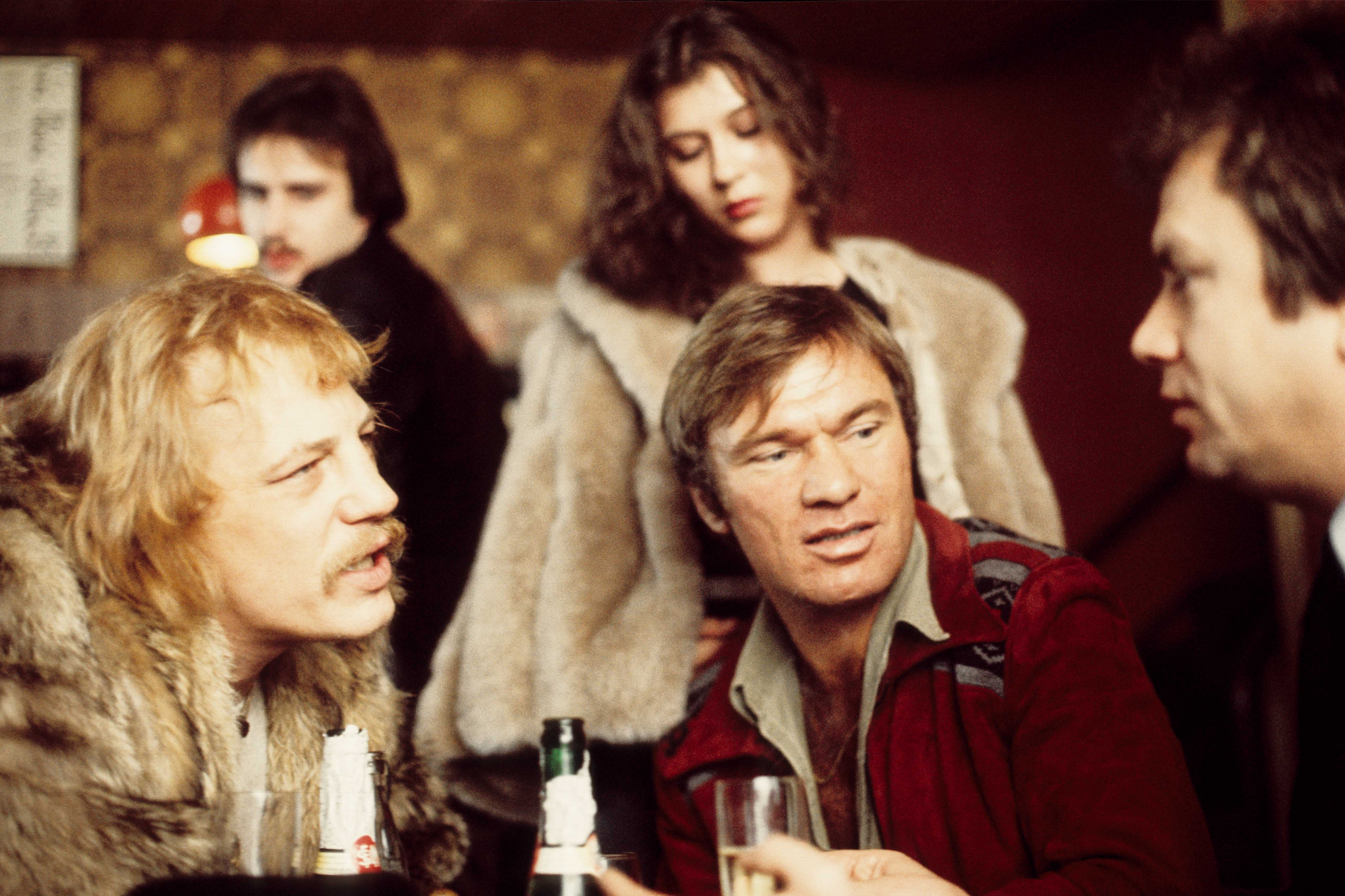 Still from the film Stroszek