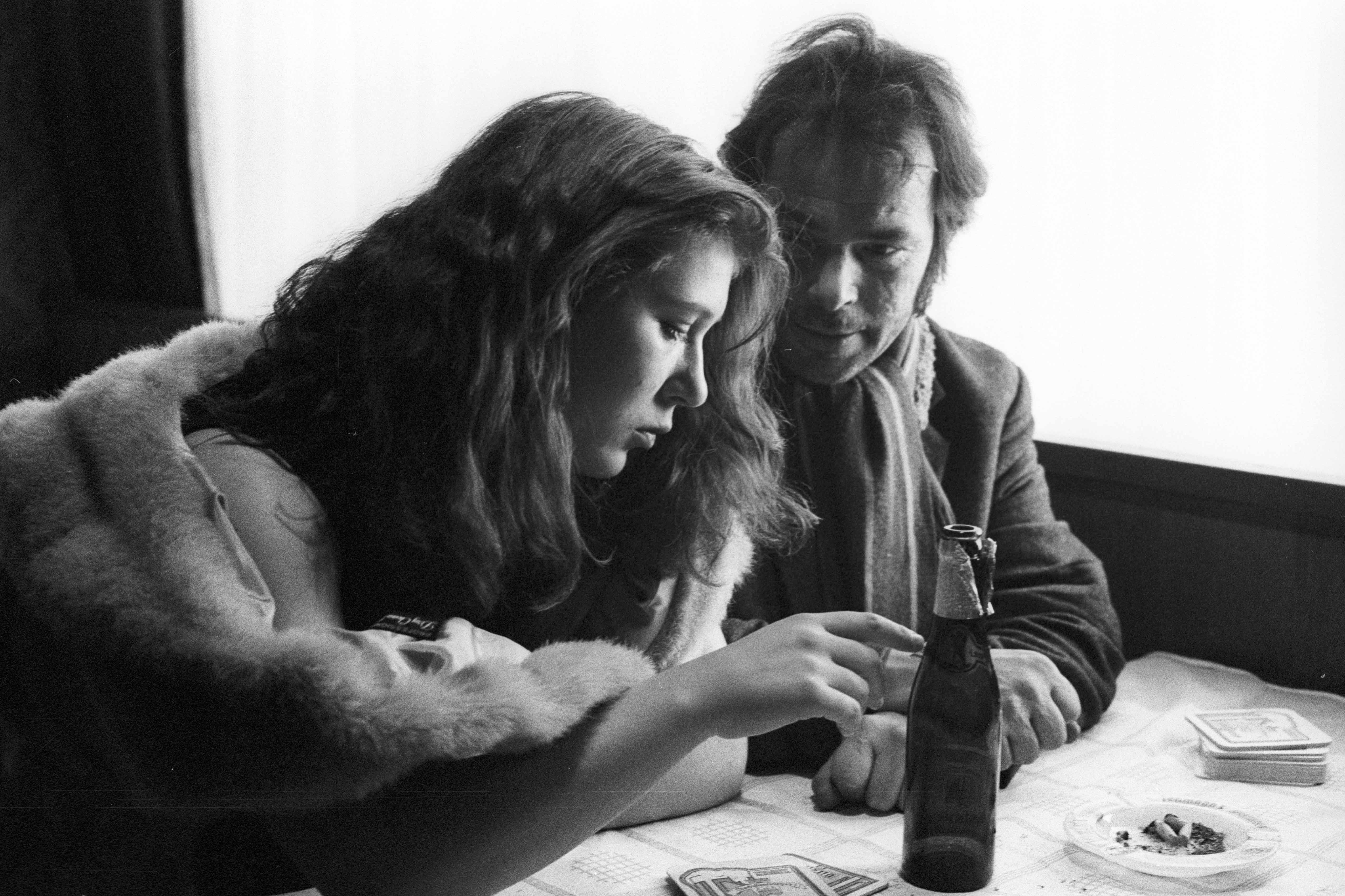 Szenenfoto aus dem Film Stroszek