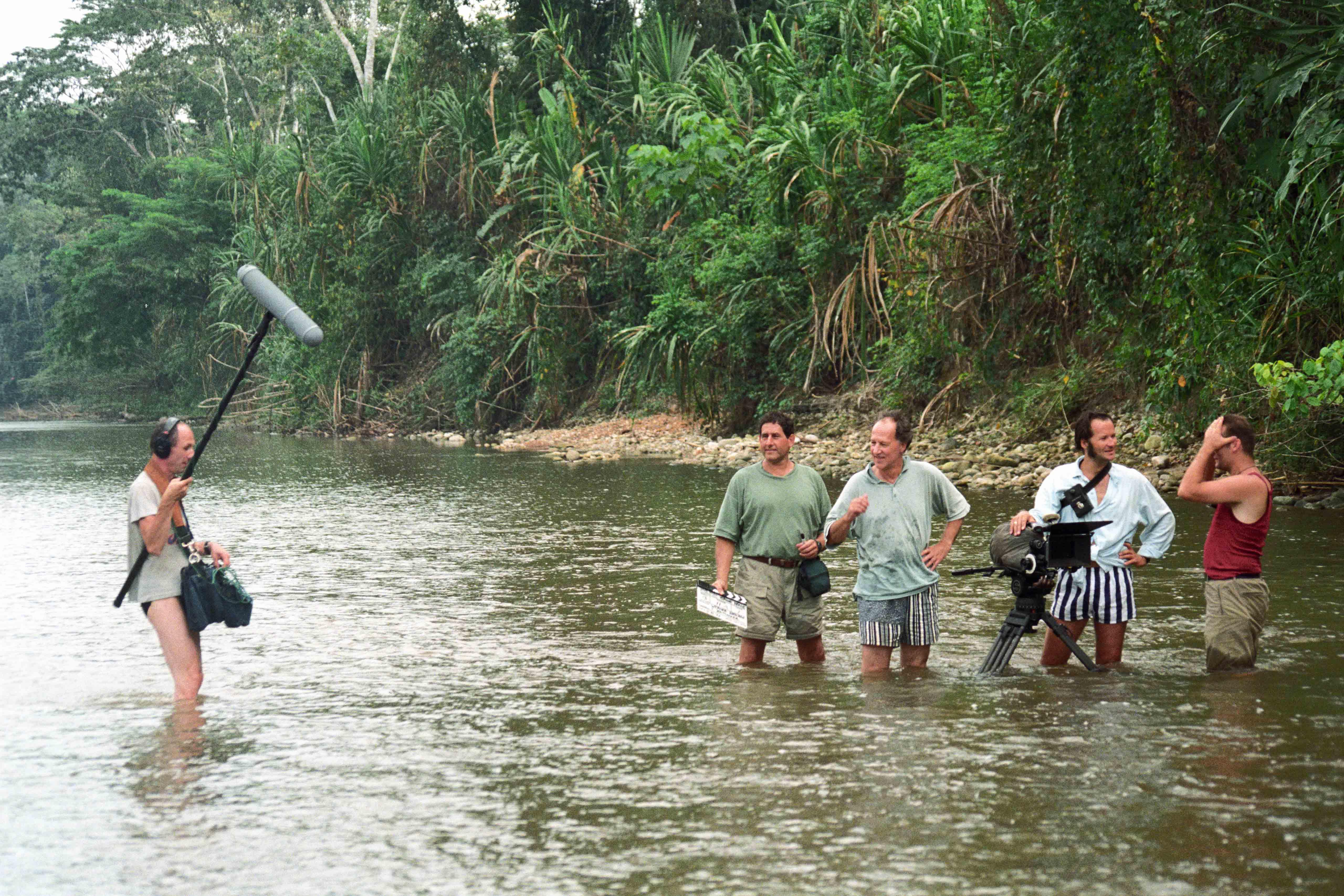 Werkfoto des Films Julianes Sturz in den Dschungel