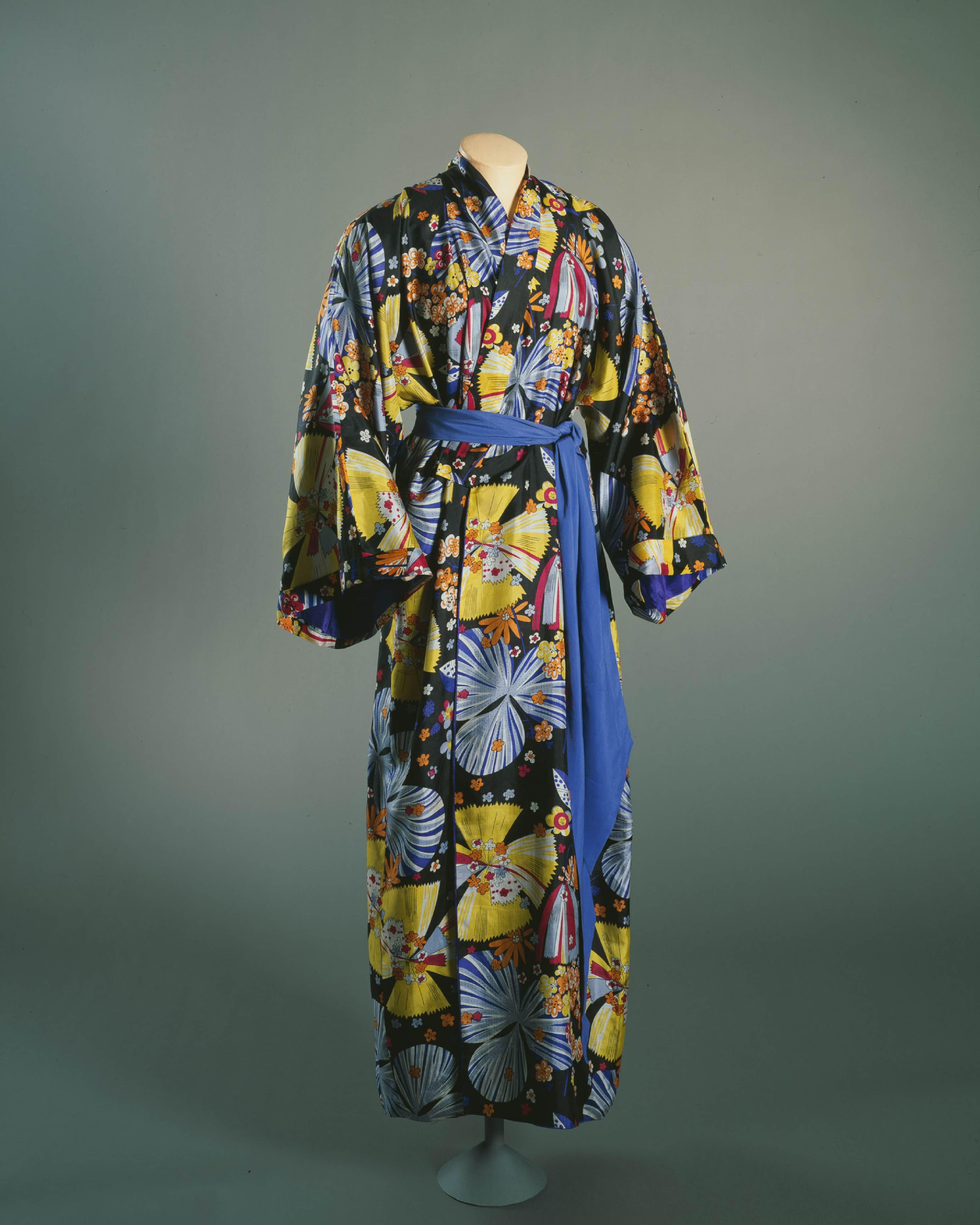 Kimono from Lola Fröhlich from Der blaue Engel (Germany 1930, Director: Josef von Sternberg)