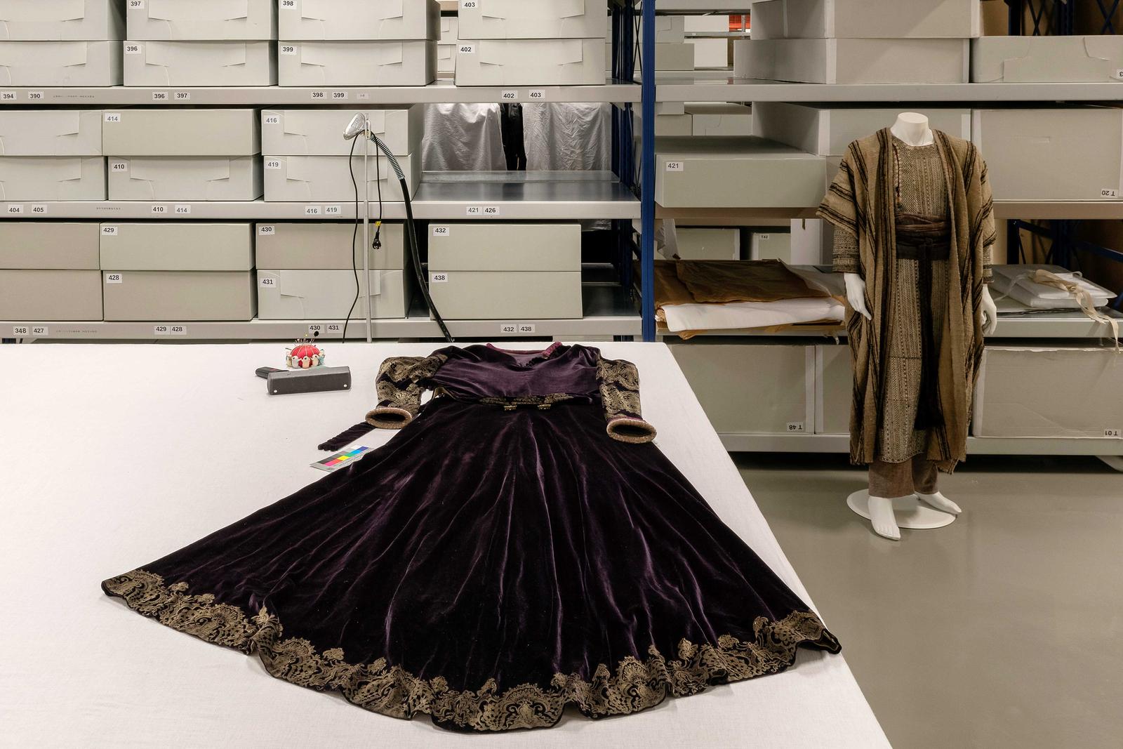Textile Archive, Deutsche Kinemathek, Berlin