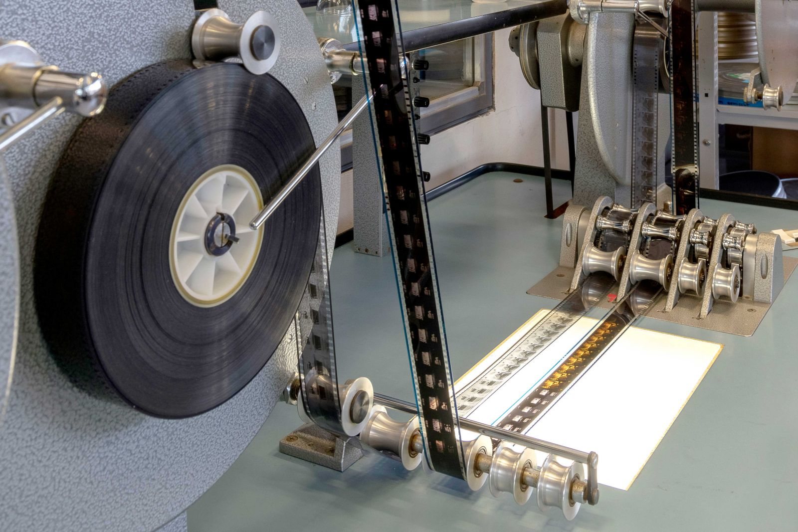 Film Archive, Deutsche Kinemathek, Berlin