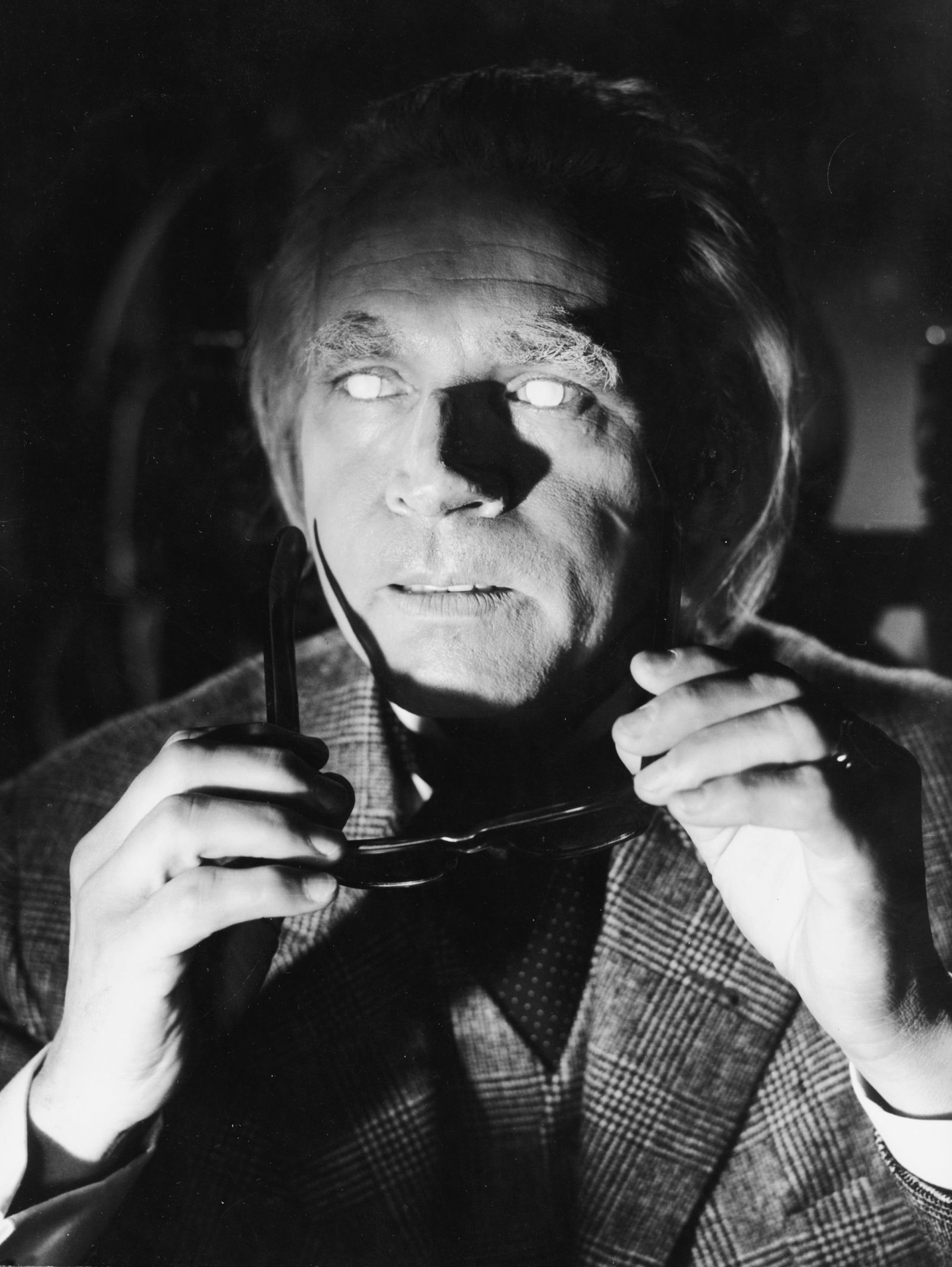 Szenenfoto aus dem Film Die 1000 Augen des Doktor Mabuse