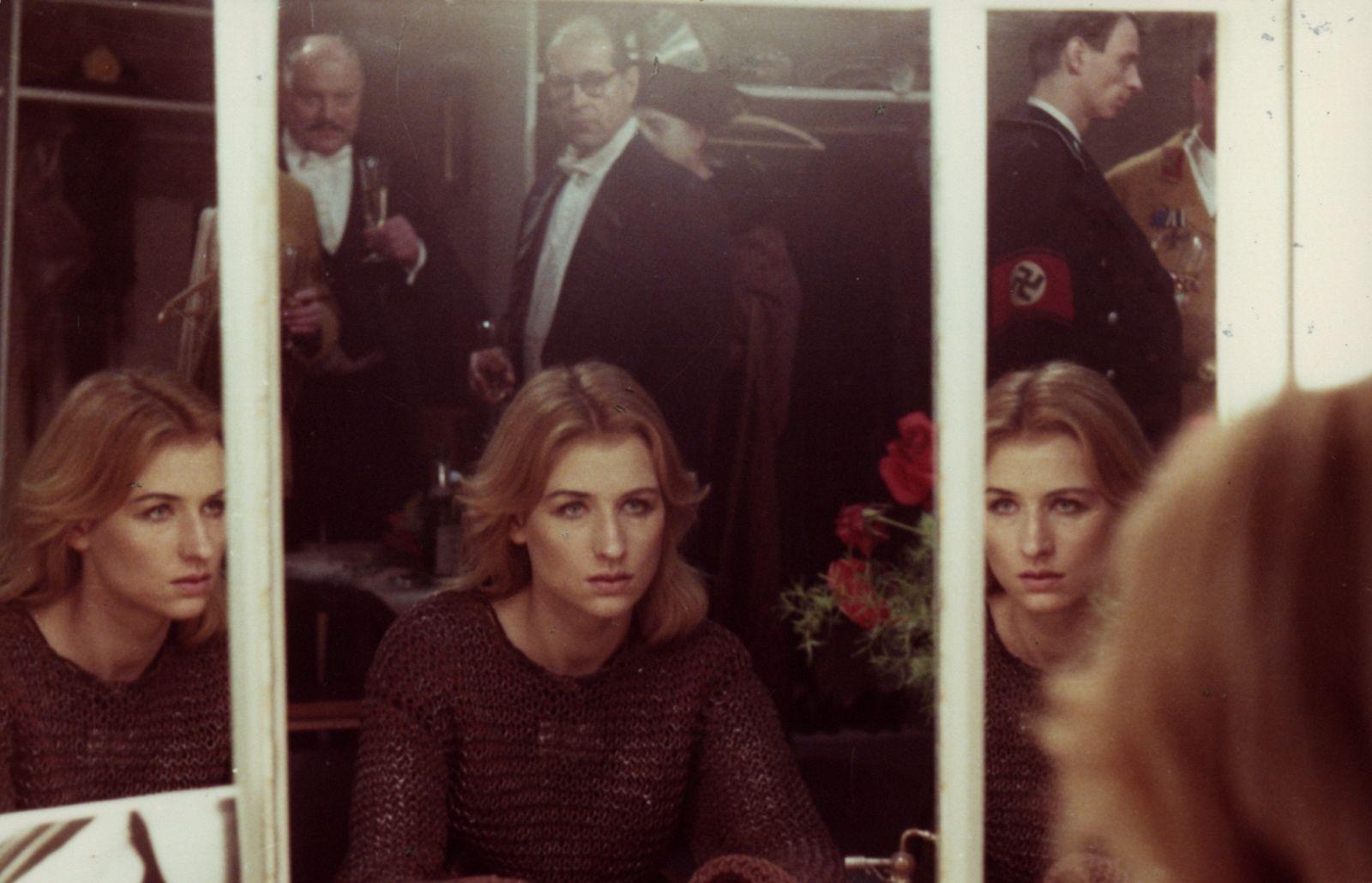 Szenenfoto aus dem Film Die Schauspielerin (Deutsche Demokratische Republik 1988, Regie: Siegfried Kühn)