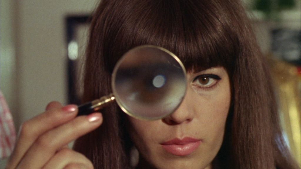 Szenenfoto aus dem Kurzfilm Das Portrait