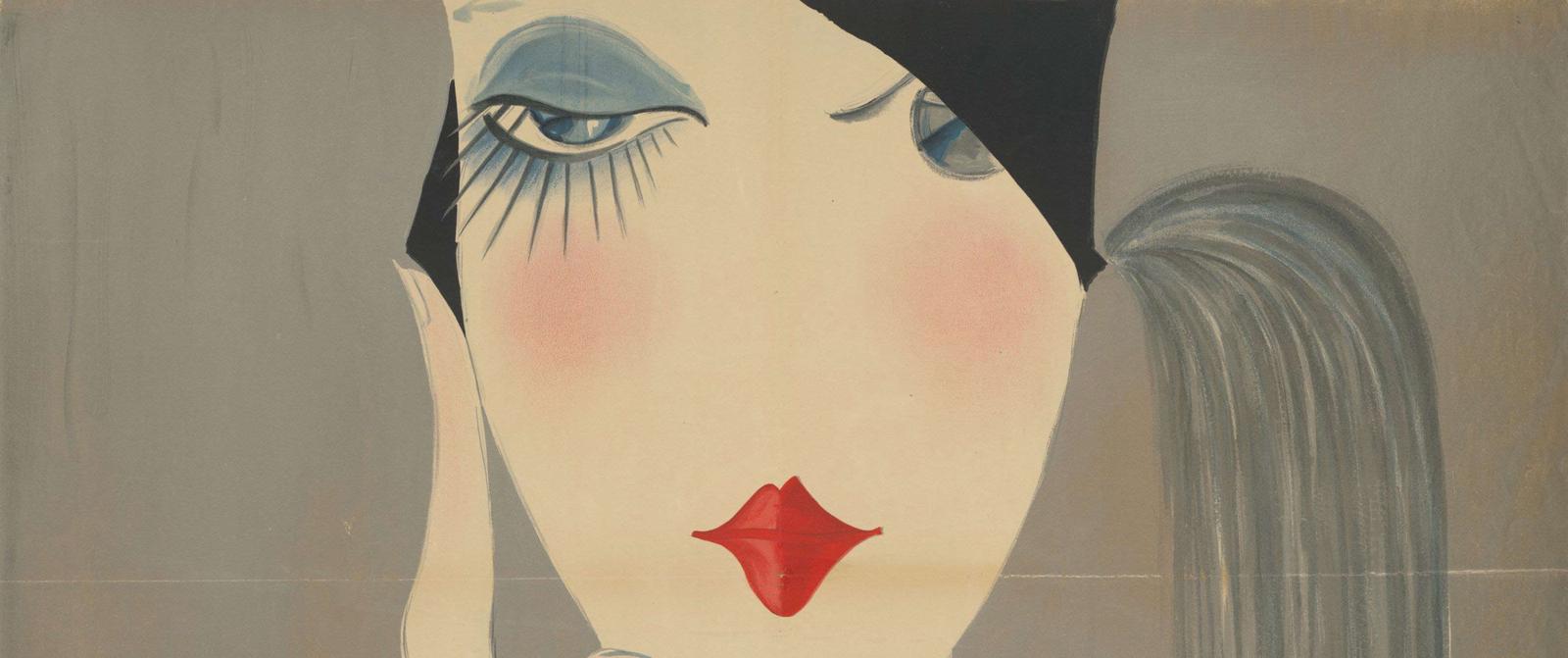 Plakat zu dem Film Eine Frau von Format, Deutschland 1928, Regie: Fritz Wendhausen