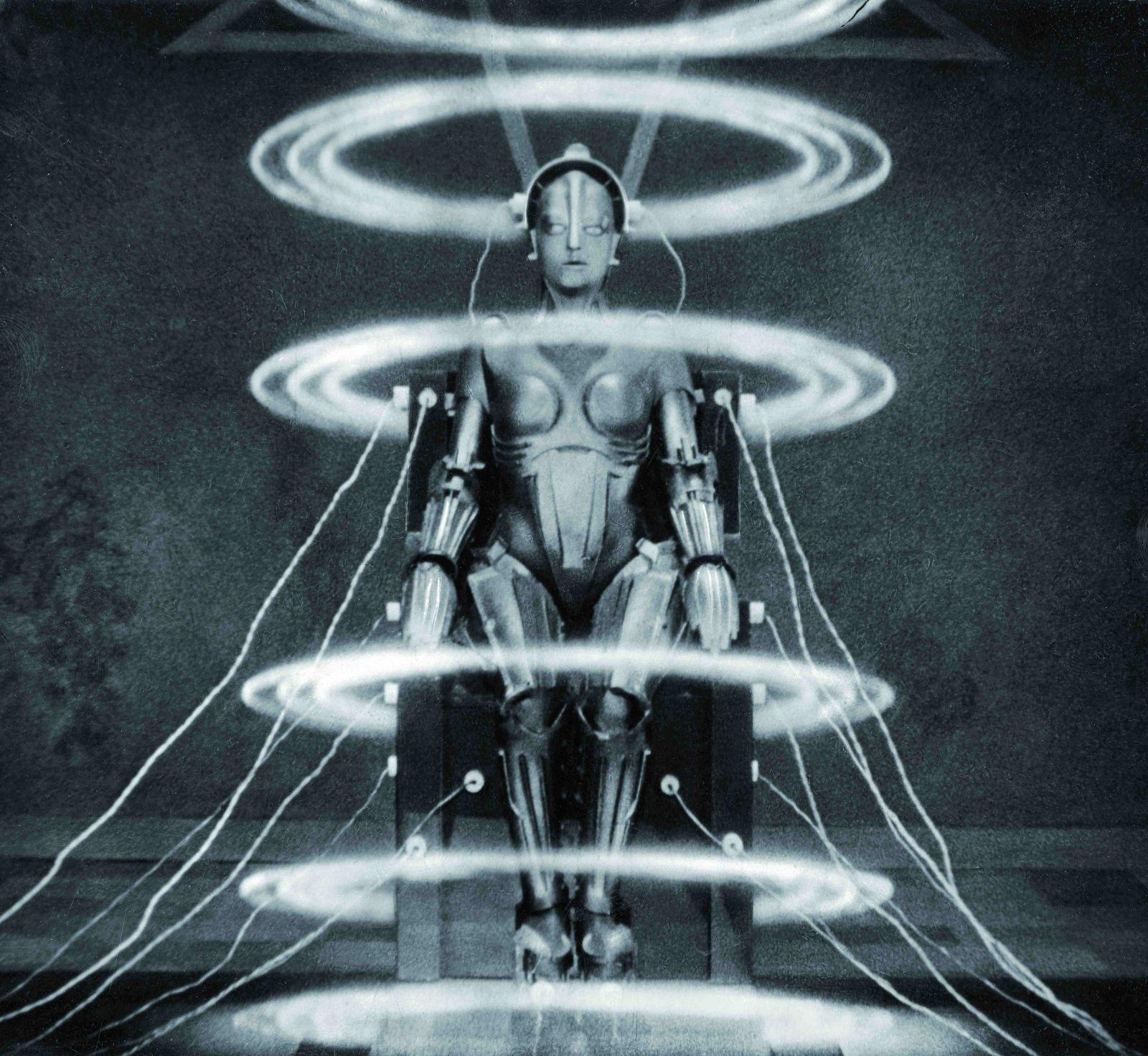 Szenenfoto aus dem Film Metropolis (Deutschland 1927, Regie: Fritz Lang)