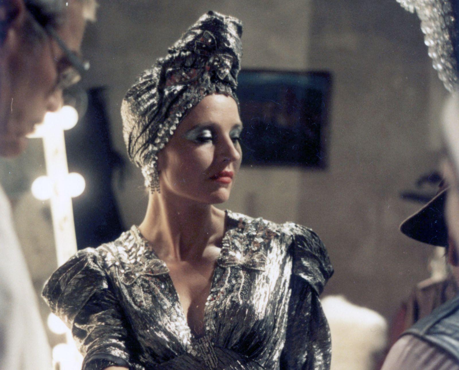 Hanna Schygulla in dem Film Lili Marleen