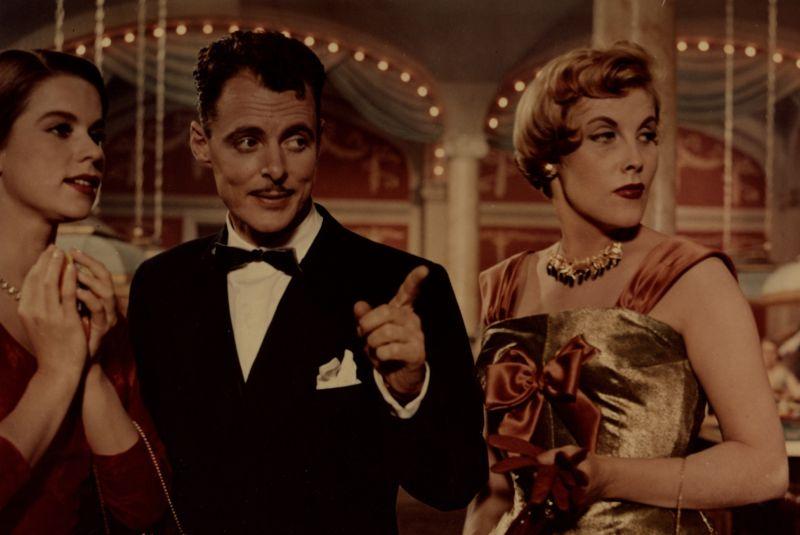 Szenenfoto aus dem Film Spielbank-Affäre (Deutsche Demokratische Republik/Schweden 1957, Regie Arthur Pohl)