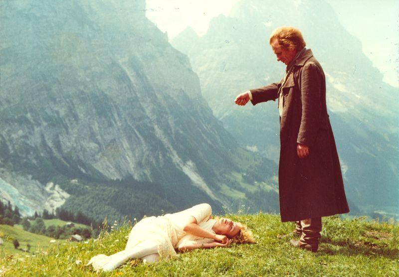 Szenenfoto aus dem Film Treffen in Travers (Deutsche Demokratische Republik 1989, Regie: Michael Gwisdek)