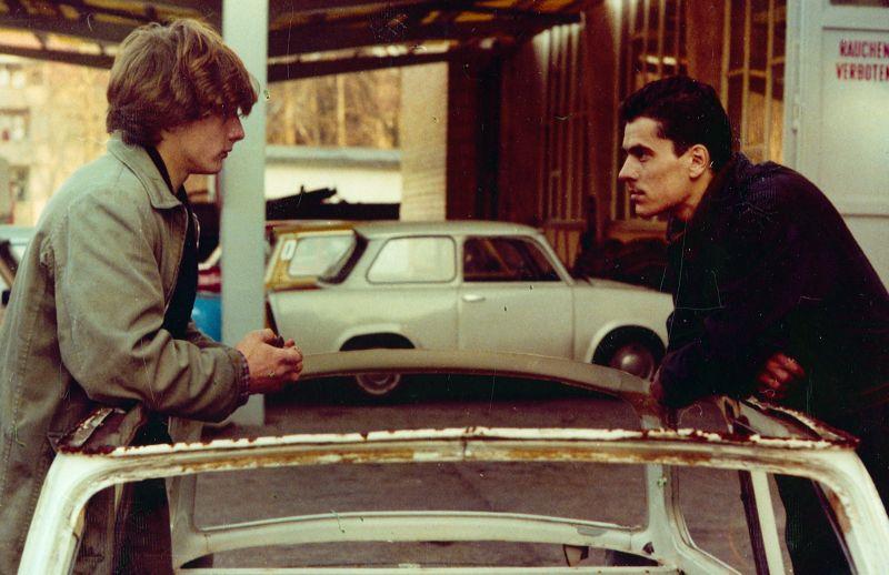 Szenenfoto aus dem Film Vorspiel (Deutsche Demokratische Republik 1987, Regie: Peter Kahane)