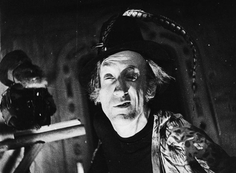 Szenenfoto aus dem Film Wozzeck (Deutschland (Sowjetische Zone) 1947, Regie: Georg C. Klaren)