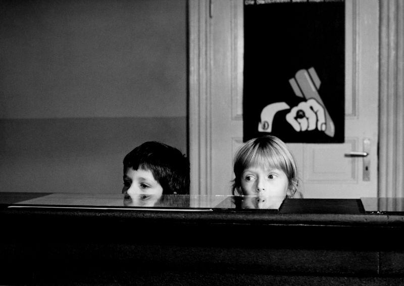 Szenenfoto aus dem Film Sabine Kleist, 7 Jahre..., DDR 1982, Regie: Helmut Dziuba