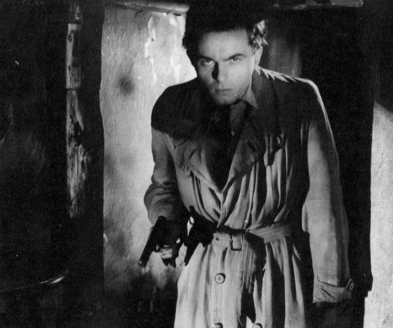 Szenenfoto aus dem Film Razzia