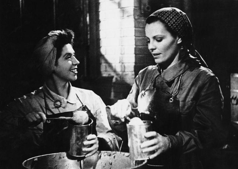 Szenenfoto aus dem Film Liebe 47