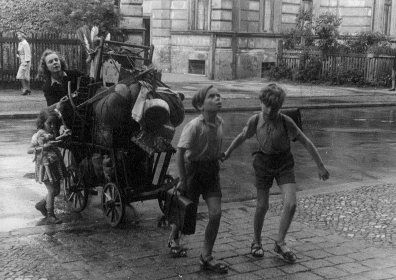 Szenenfoto aus dem Film Die Kuckucks