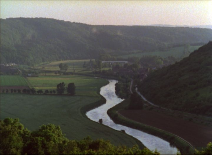 Szenenfoto aus dem Film An der Unstrut