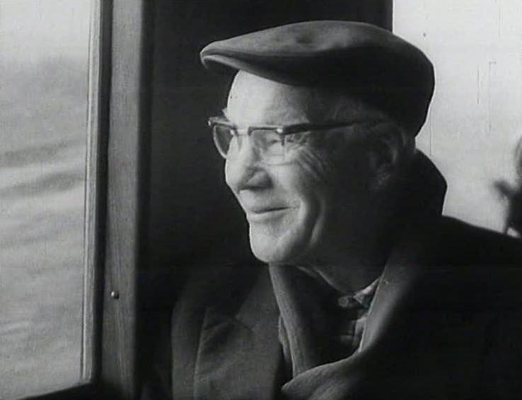 Szenenfoto aus dem Film Gustav J.