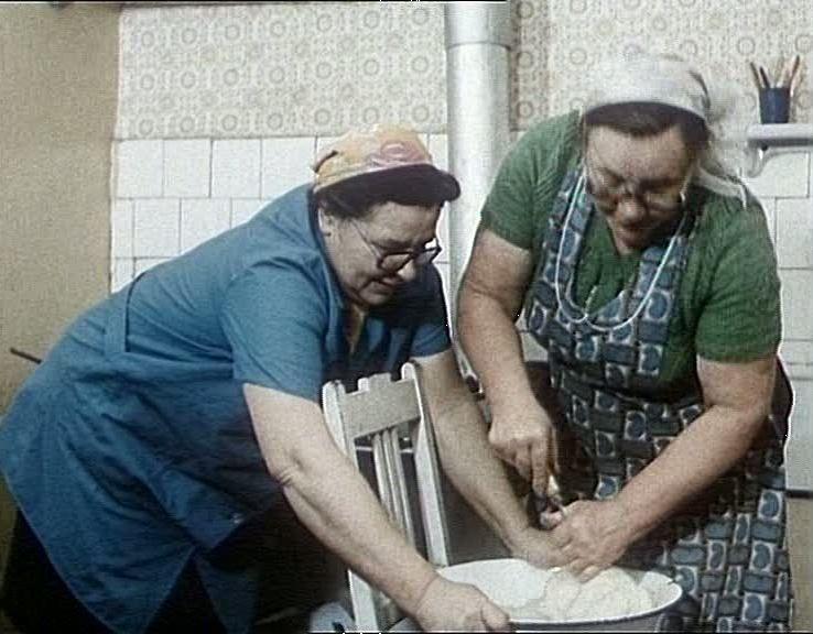 Szenenfoto aus dem Film Hütes-Film